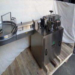 Automatic High Speed Glue Labeling Machine