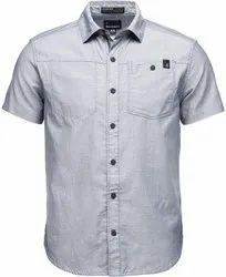 Prvte Brands Cotton Men Woven Shirt