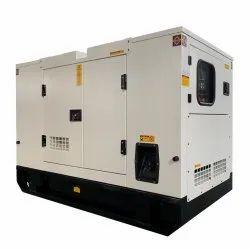 Three Phase 125 KVA Silent Diesel Generator