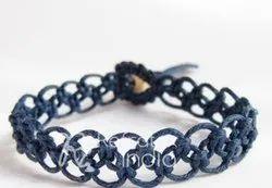 Fancy Handmade Macrame Jewellery