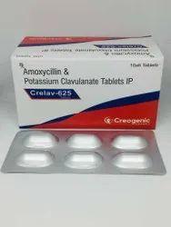Amoxicillin Potassium Clavulanate Tablet