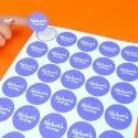 Printed Paper Stickers