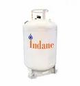 Mild Steel Jumbo Indane Lpg Cylinder, For Industrial, Packaging Size: 425 Kg