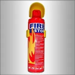 SAFE PRO Foam Based Fire Stop Car Fire Extinguisher, Capacity: 500ML