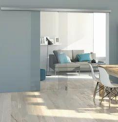 Partition Doors Dorma Manual Sliding Glass Door ( Muto), For Home, Interior