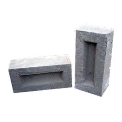 5 Inch Rectangular Grey Fly Ash Bricks