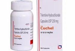 Trientine Hydrochloride Capsules USP