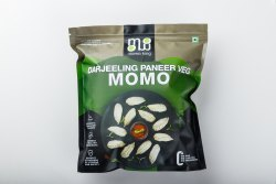 Darjeeling Paneer Veg Momo, 12 Pieces, Packaging Type: Packet