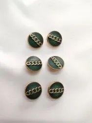 Designer Coat Brass Button, Size/Dimension: 30 Ligne