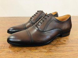 Fashion Brown Formal Footwear, Size: 6 T0 10