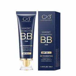 CVB C65 Magic Skin Beautifier BB Fair Cream for Complexion Enhancer (Shades 02, 50ml)
