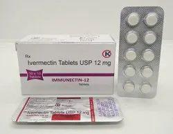 Immunectin-12 Ivermectin 12mg Tablets