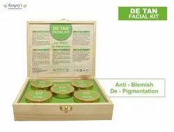 Anti Tan Glow Facial Kit