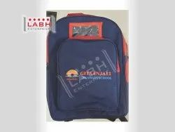 Polyester Printed Promotional School Bag