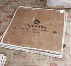 Non Asbestos Welding Blanket