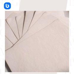 白色普通手工纸,用于艺术,尺寸:A4
