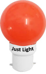 0.5W Just Light LED Night Bulb