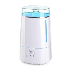 Top Fill Ultrasonic Humidifier With Touch Screen