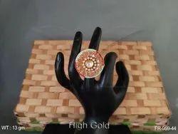 Nizam Finger Ring