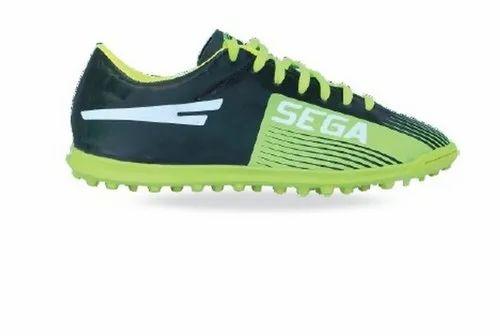 Sega Glaze Indoor Hockey Shoes For Men (green)