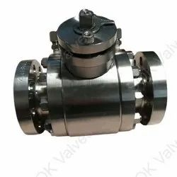 A182 F51 Duplex Stainless Steel Ball Valve