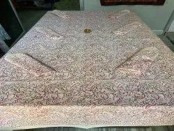 Cotton Block Table Runner
