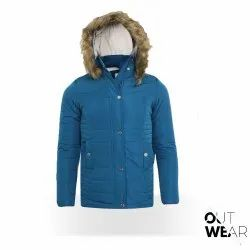 Outwear Polyester Amber Ladies Padded Jacket