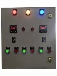 1200 Watt Control Rubber Machine Hydraulic Panel, For Commercial