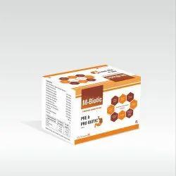 M- Biotic Pre and Pro Biotic Capsule