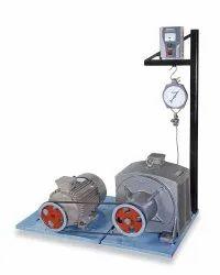 POWERMAG eddy current dynamometer Motor test