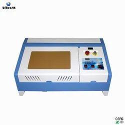 Desktop LY laser 3020 2030 40W CO2 Laser metal Engraving Machine