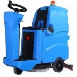 Mini Ride On Scrubber Dryer - Battery (Eco)