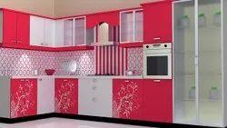 Decorative Modular Kitchen