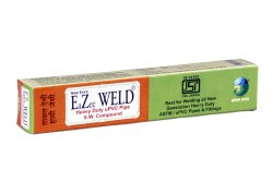 25 ml EaZee Weld UPVC Solvent Welding Compound