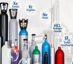 Gas Mixtures Neon, Xenon, Krypton, Argon & Helium Gases, For Research,hospitals, Grade Standard: Industrial Grade