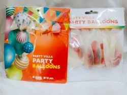 Birthday Party Decoration Confetti Balloon, Packaging Type: Packet