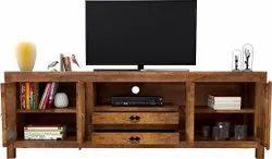 Modern Wooden TV Table