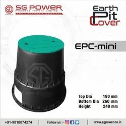 Plastic Water Meter Cover Chamber