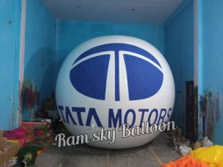 Tata Motors Advertising Balloon