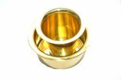 South Indian Brass Davara Set