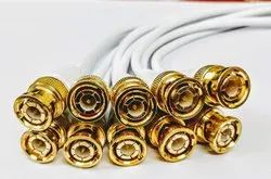 pac Bnc Connectors, Cable Mount, Contact Material: Gold