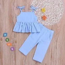 Girl Kids Cotton Dress