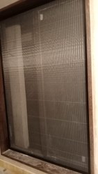 Sliding Window Mosquito Net
