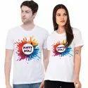 Holi Printed T Shirt