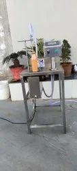 Single Head Servo Based Liquid Filling Machine