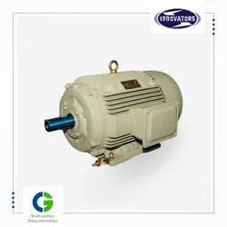CG Power (Crompton) 5 HP 1440 RPM Flange Mount Motor - IE2/IE3 LT Motor