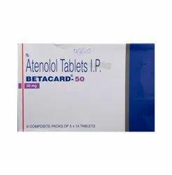 Betacard Tablet ( Atenolol)