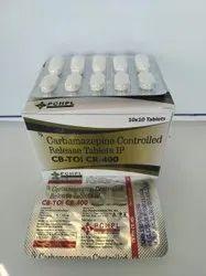 Carbamazepine CR 400mg Tablets (CB Tol-CR 400)