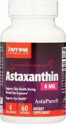 Jarrow Formulas Astaxanthin 4MG 60 Softgels, Non Prescription