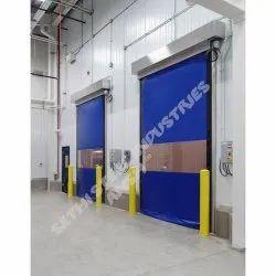 High Speed Door and Motor